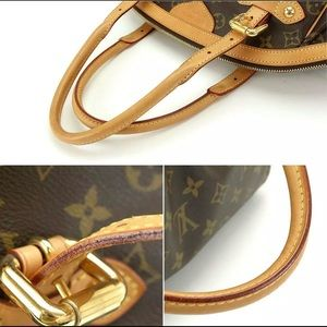 Louis Vuitton Bags - LOUIS VUITTON Monogram Tivoli GM Hand Bag Brown
